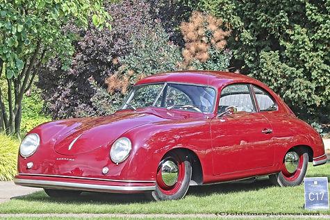 Porsche 356 - 1951