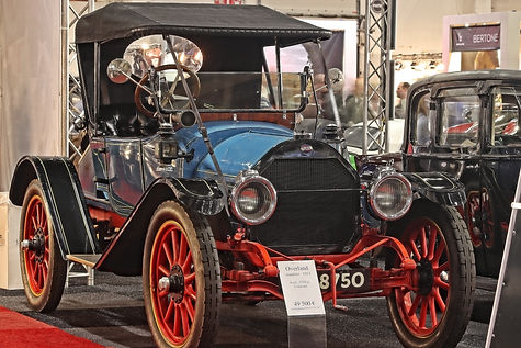 Overland Roadster - 1913