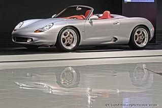 Porsche Boxster Studie - 1992