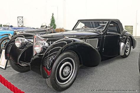 Bugatti 57 SC Gangloff Roadster - 1937
