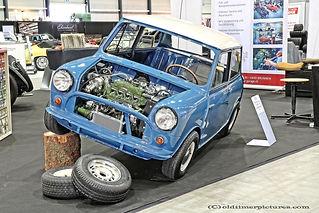 Austin Mini Cooper S 1275 Mk I - 1965