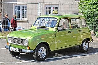 Renault 4 - 1982
