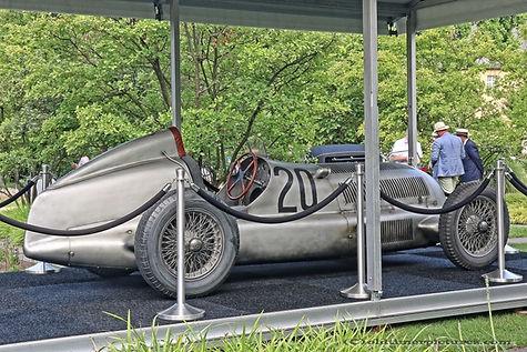 Mercedes-Benz Silberpfeil W125 - 1937