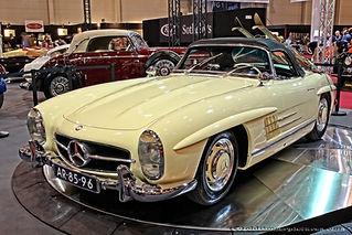 Mercedes-Benz 300SL Cabriolet - 1958