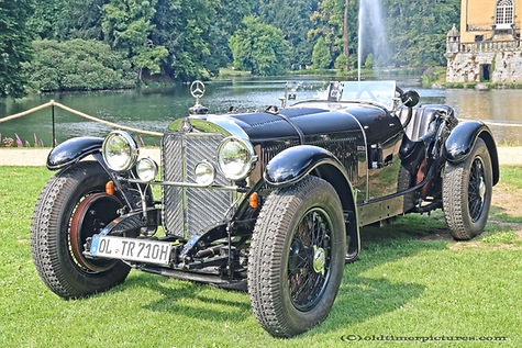Mercedes-Benz SSK 710 - 1929