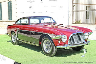 Ferrari 250 Europe Coupe by Vignale - 1953