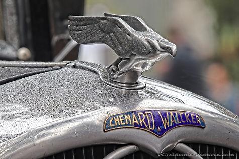 Chenard & Walcker 9 - 1932