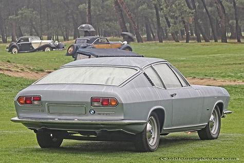 BMW Glas 3000 V8 Frua - 1967