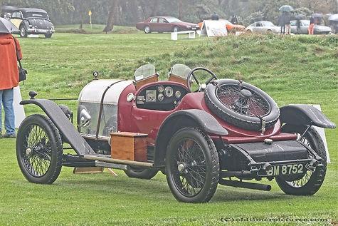 Bentley Xp. Nr 2 - 1921