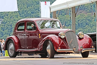 Alfa Romeo 6C 2300 B Pescara Berlina by Touring - 1937