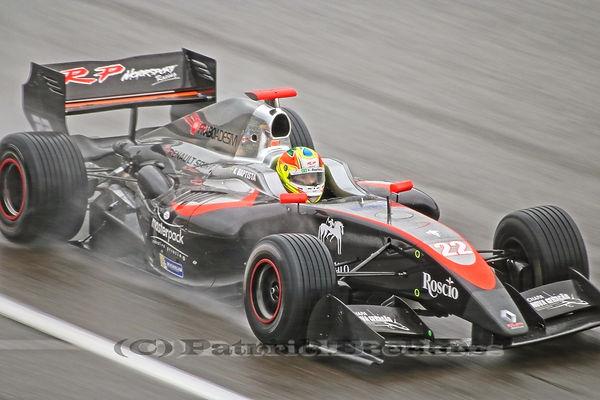 Vitor Baptista, Formula V8 3.5, Spa-Francorcamps