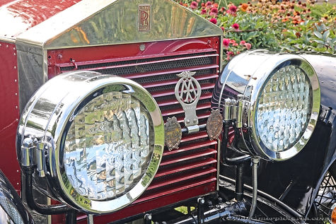 Rolls-Royce Silver Ghost Springfield by Brewster - 1922