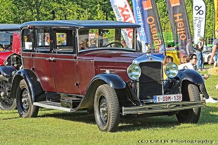 Minerva AS - 1931