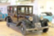 Renault Vivastella Limousine PG7 - 1932