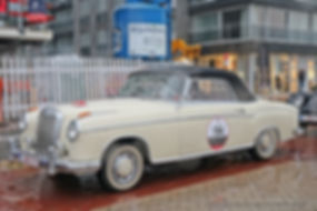 Mercedes-Benz 220S Ponton Cabriolet - 1957