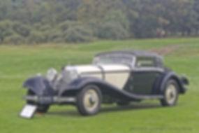 Mercedes-Benz 540 K Cabriolet A - 1936
