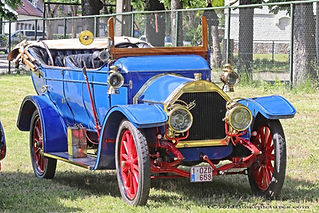 Gladiator 12/14HP Type P Series 51 Tourer - 1910