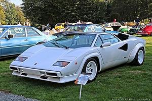 Lamborghini Countach 5000QV - 1986