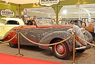 Steyr 220 Roadster by Gläser - 1938