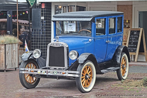 Chevrolet Superior Sedan - 1925