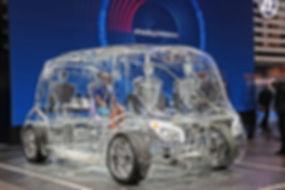 ZF automotive concept