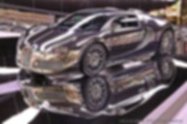 Bugatti Veyron - 2015