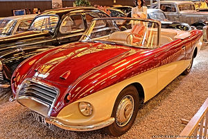 Peugeot Radovitch 403 - 1958