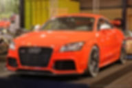 Audi TT RS Coupe - 2014