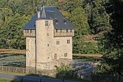 Chateau de Crupet, Belgium