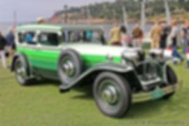 Ruxton Model C 1930