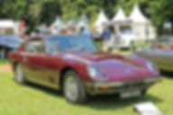 Aston Martin DBS C Coupé - 1966