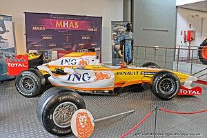 Renault R29 Formula 1 - 2009