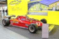 Ferrari 126CK F1 - 1981