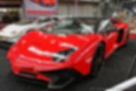 Lamborghini Aventador SV Roadster V12