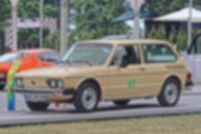 VW Brasilia - 1982