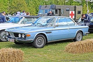 BMW E9 Coupé - 1973