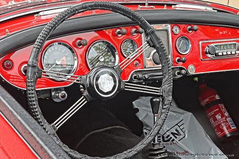 MG A - 1959