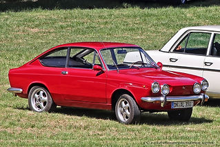 Fiat 850 Sport Coupe - 1972