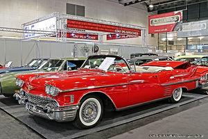 Cadillac Series 62 Cabriolet - 1958