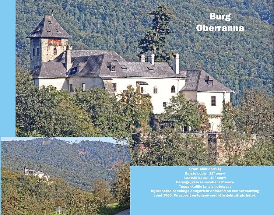 Burg Oberranna, Austria