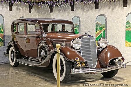 Lincoln KB 255 Sedan - 1933