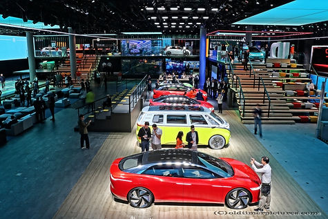 IAA 2019 - VW