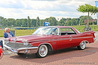 Imperial Crown Coupé - 1960