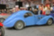 Bugatti 57 Atlantic modifiée Erik Koux - 1936