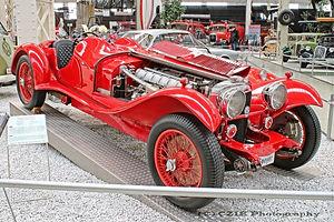 Sunbeam 3 Litre Twin Cam - 1927