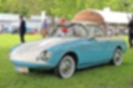 Seat Nardi 750 GT Coupe - 1964