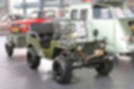 Oldtimerbeurs Genk 2019 - Willys-Jeep