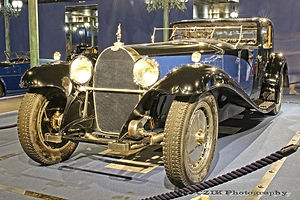 Bugatti Royale Type 41 Coupé - 1929