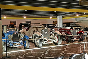 Musée de l'Auto Fondation Pierre Gianadda Suisse