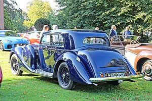 Lagonda V12 Saloon - 1939